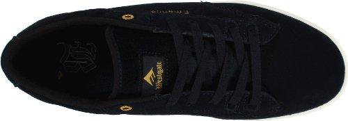 Emerica THE FLICK 6102000073 - Zapatillas de skate de ante para hombre Azul