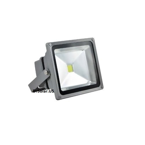 50W LED Spotlight Flood Light High Power Outdoor Wall Cool (Light Traditional Spotlight Wall)