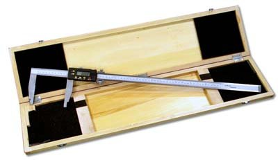 Carrera Precision CP5924 0-Inch to 24-Inch Electronic Digital Caliper