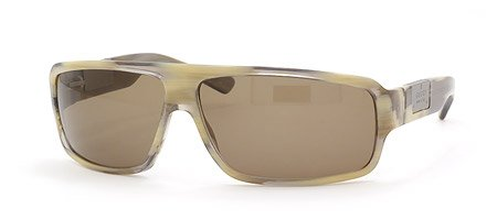 ht Horn Sunglasses (Light Brown Horn)