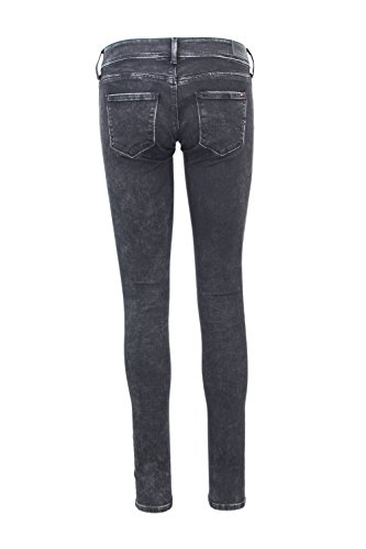 W27 L30 Hilfiger Rise Nero Donna Natalie Dw0dw01087 Tommy Low Ultra Jeans fOq6gO1cp