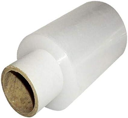 Rouleaux de Film Transparent /étirable /à la Main Set 100mm*150m Lot de 2 Rouleaux pour Emballage Rapide et R/ésistant