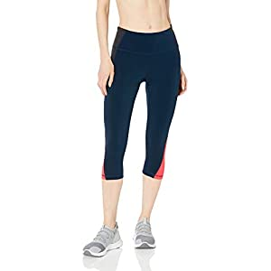 Amazon Essentials Women's Performance Mid-Rise Capri Active Legging