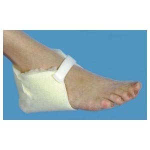 "Sheepette Heel Protector, 10"" x 2-1/2"" x 7-1/2"""