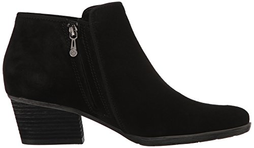 Villa Ankle Suede Women's Bootie Waterproof Blondo Black 8cS5qwC44R