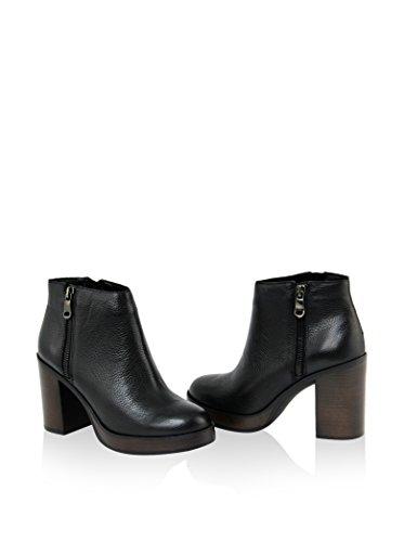 Gusto - 1547_PATTY_SOAVE_NERO - Schuhe Stiefel Schwarz
