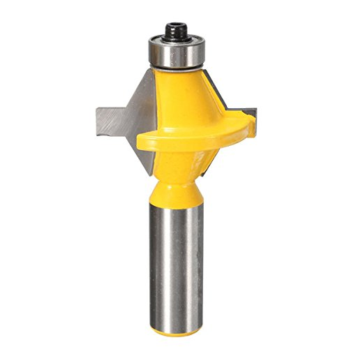 2pcs 1/2 Inch Shank Groove Router Bit Set Woodworking Cutter by SPS_IN (Image #6)