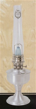 Aladdin Aluminum Table Lamp