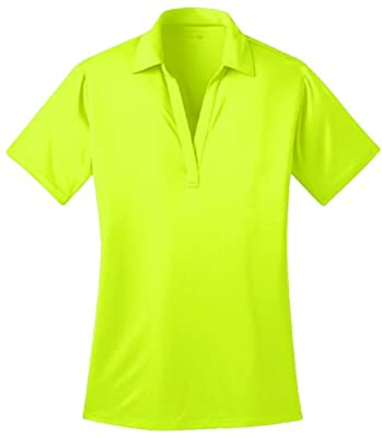 Ladies Silk Touch Golf Polo's in 16 Colors - Sizes XS-4XL