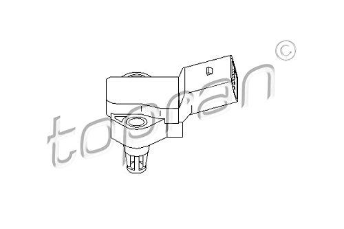 Intake Manifold Pressure Sensor MAP Fits AUDI A2 8Z0 VW Bora 1.6L 2002-2006
