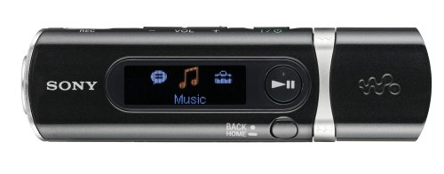 Sony NWZB103FBLK 1GB Walkman MP3 Player  - Sony Network Walkman Shopping Results
