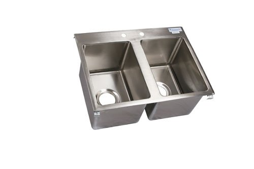 Compartment Drop In Sink - 7