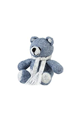 Pixelitem Handmade Amigurumi Toys Crocheted Stuffed Animals (Mimi Bear - Stuffed Mimi Animals