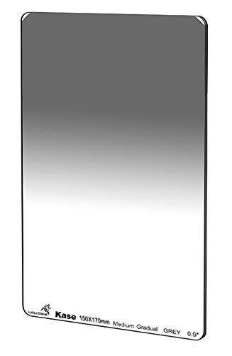 Kase Wolverine Shockproof 150mm x 170mm Medium Grad ND0.9 Filter 3 Stop Neutral Density Optical Glass 150 ND