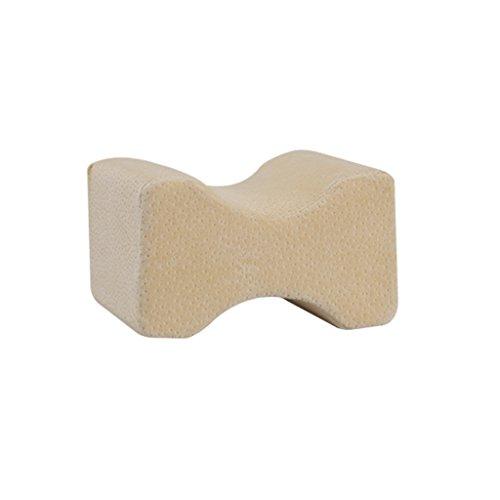 standard Oreiller /Étendu pour Alignement Lombaire et Position des Jambes Coussin pour Genoux par Cush Comfort