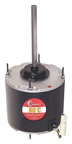 Condenser Fan Motor, 3/4 HP, 1075 rpm, 1-Ph