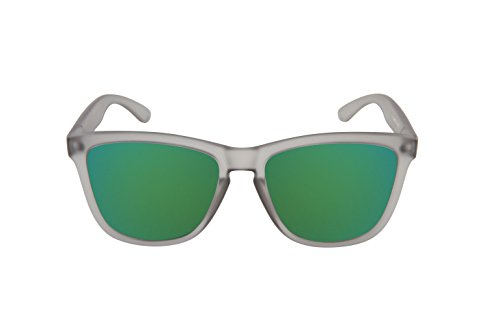 Sol de COUNTRY Gafas 1003 Crossbons CIGR PL GREEN ICE EBqUCUyg