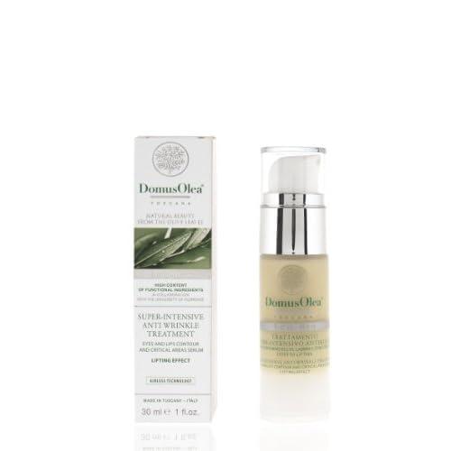 Domus Olea Toscana Orgánica cosmecéuticos Super Intensive Ant-Arrugas Tratamiento Contorno Ojos 30 ml