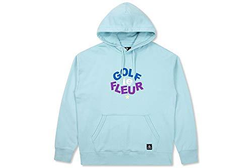 Converse X Golf Le Fleur Clearwater Pullover Hoodie 10006807-A02 434 (Medium)