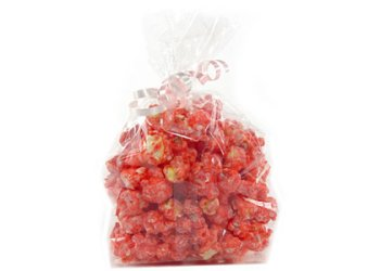 Strawberries & Cream Chocolate Popcorn - Quarter (0.25 Lb Chocolate)