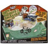 Flick Trix Matt Beringer's Backyard Miniramp with Bonus DVD by Flick Trix
