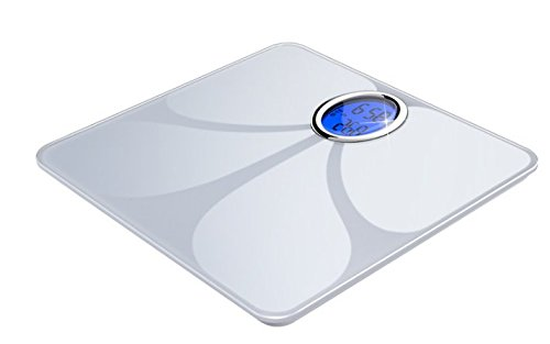 Bluetooth Body Fat Scale With App for IOS and Android Wireless Digital,Bathroom Scale