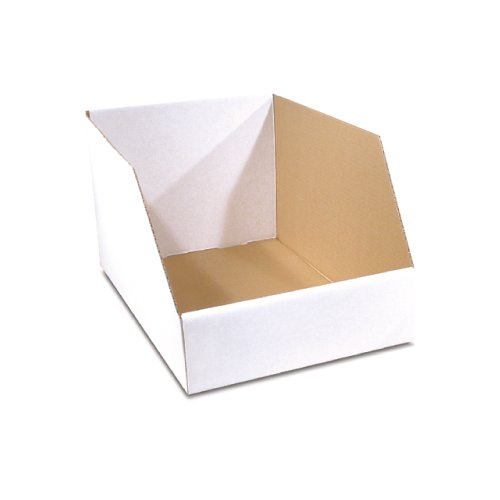The Packaging Wholesalers 6 x 9 x 4-1/2 Inches Open Top Bin Box, 50-Count (BSBIN69)