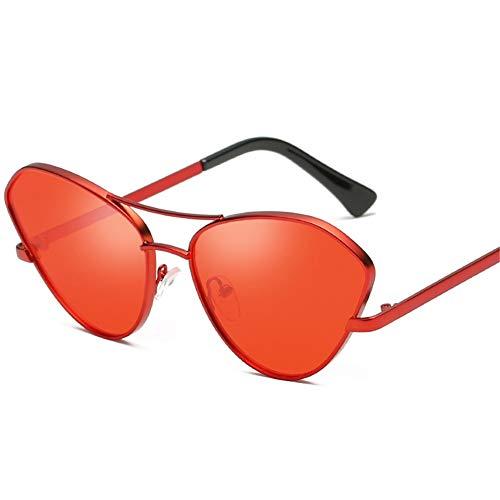 de 48mm F personnalité de et américaine soleil 138 dames oeil Lunettes lunettes européenne chat 150 de soleil de NIFG BOwfgn