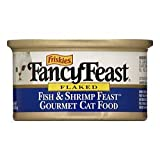Fancy Feast Flaked Fish and Shrimp Feast (24/3-oz cans), My Pet Supplies