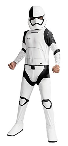 Rubie's Star Wars Episode VIII: The Last Jedi, Child's Executioner Trooper Costume, Medium