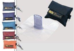 MDI - CPR Keychain Microshield - - Navy