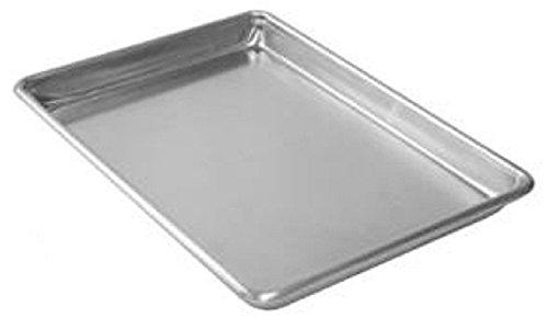 ALUMINUM SHEET PANS - DOZEN - BAKE - BAKING - FREE SHIPPING (18'' X 26'' FULL SIZE 12 GAUGE) by Thunder Group
