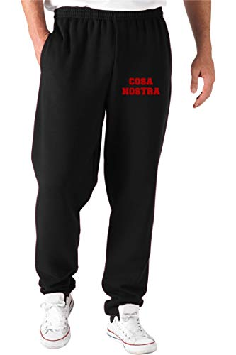 Nostra Nero T Cosa Oldeng00451 Tuta Pantaloni shirtshock wzqBPY