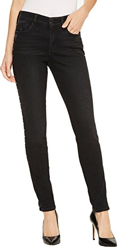 Back Pocket Jean Stud (NYDJ Women's Ami Super Skinny Jeans in Future Fit Denim, Campaign, 12)