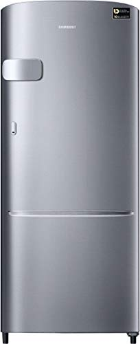 Samsung 192 L 3 Star   2019   Direct Cool Single Door Refrigerator RR20N1Y1ZSE/HL, RR20N2Y1ZSE/NL, Elective Silver, Inverter Compressor