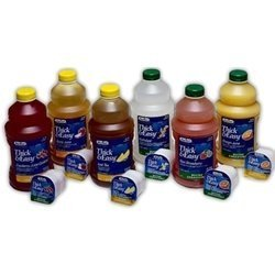 Hormel Thick & Easy Thickened Beverages - Apple Juice - 48 oz ()