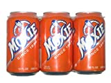 Moxie Soda 12 oz 6 pack 4/6pks