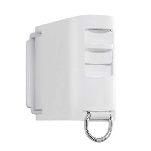 Retractable Invisible Clothesline, Elaco Indoor Wall Hanging Stretch Clothesline Space Saving Convenient