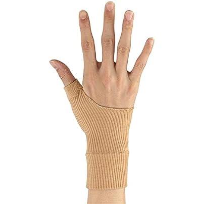 HUOYAN Support Splint Hand Wrist Brace Sports Protective Fitness Wrist Band Wraps Straps Gym Estimated Price £15.78 -