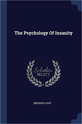 The Psychology Of Insanity 9781377280042 Medicine Health Science