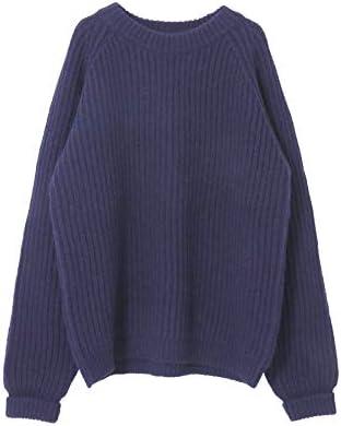 セーター FORK&SPOON シェットランドウール両畦ニット メンズ