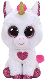 Amazon.com  Ty Beanie Boos Frost Exclusive 6 INCH  Toys   Games f0242bb737dd