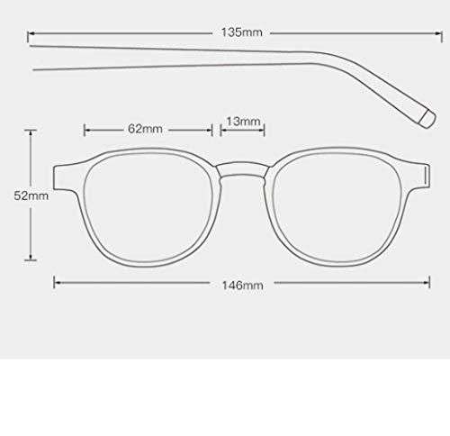 De Polaroid wei Moda Sol 1 De Estilo 4 Gafas De Moda De Gafas Los Moda De Sol Gafas Hombres estilo Sol De Un tamaño 77Fvqrxw