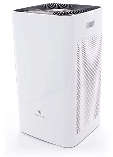 Medify MA-112 Medical Grade True HEPA H13 Air Purifier 950 CADR Easily Covers 2,400 sq ft – Allergies, Odors, Smoke, Asthma, Pets, Pollen, Dust
