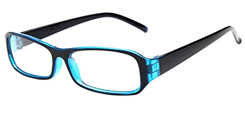 FancyG® Vintage Inspired Classic Rectangle Glasses Frame Eyewear Clear Lens - - Fake Glasses Kid