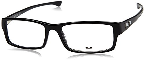 Oakley OX1066-01 Servo Eyeglasses-Polished Black-57mm by Oakley
