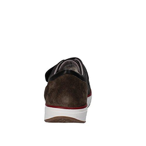 MBT Sneakers Uomo 42 EU Nero Pelle Camoscio