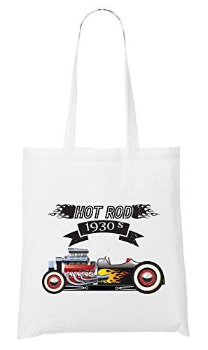 Hot Rod 1930 Bag White Certified Freak