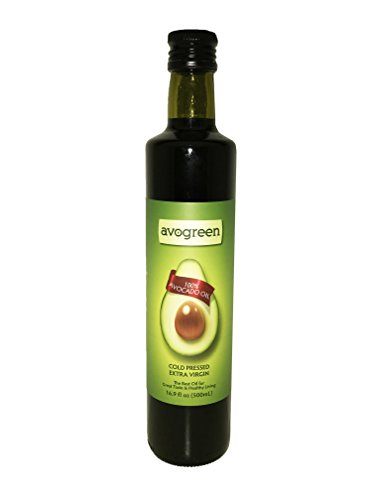 California Avocado Oil - Avogreen Extra Virgin Avocado Oil 500mL