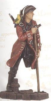 - Peg Leg Pirate Nautical Figurine/Statue